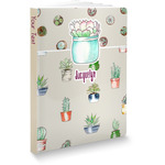 Cactus Softbound Notebook (Personalized)