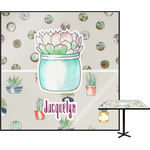 Cactus Square Table Top (Personalized)