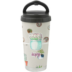 Cactus Stainless Steel Coffee Tumbler (Personalized)