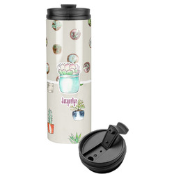 Cactus Stainless Steel Travel Tumbler (Personalized)