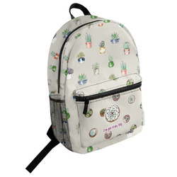 Cactus Student Backpack (Personalized)