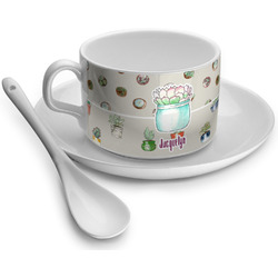 Cactus Tea Cup - Single (Personalized)