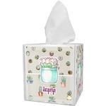 Cactus Tissue Box Cover (Personalized)
