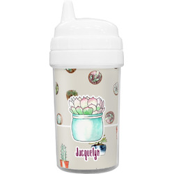 Cactus Sippy Cup (Personalized)