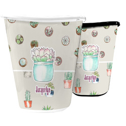 Cactus Waste Basket (Personalized)