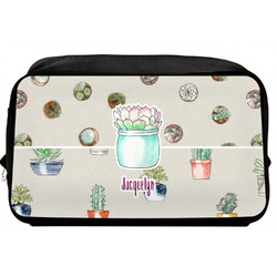 Cactus Toiletry Bag / Dopp Kit (Personalized)