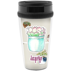 Cactus Travel Mug (Personalized)