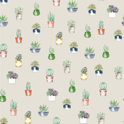 Cactus Wallpaper & Surface Covering