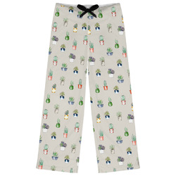 Cactus Womens Pajama Pants (Personalized)
