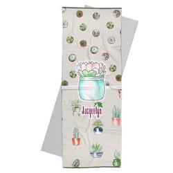 Cactus Yoga Mat Towel (Personalized)