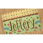 Summer Camping Area Rug (Personalized)