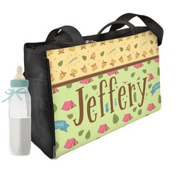 Summer Camping Diaper Bag (Personalized)