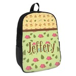 Summer Camping Kids Backpack (Personalized)