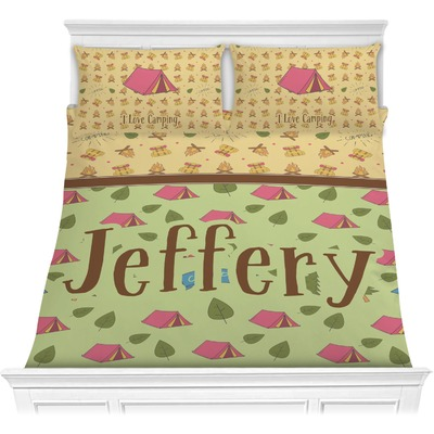 Summer Camping Comforters (Personalized)
