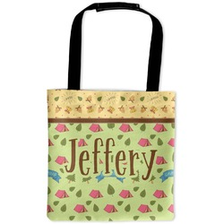 Summer Camping Auto Back Seat Organizer Bag (Personalized)
