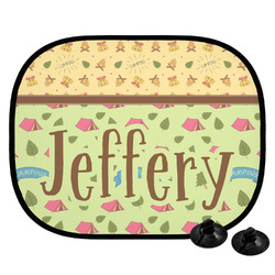 Summer Camping Car Side Window Sun Shade (Personalized)