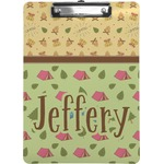 Summer Camping Clipboard (Personalized)