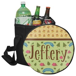 Summer Camping Collapsible Cooler & Seat (Personalized)