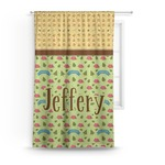 Summer Camping Curtain (Personalized)