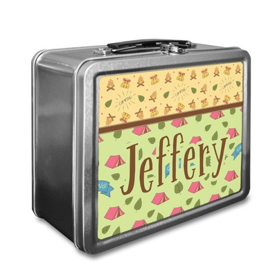Summer Camping Lunch Box (Personalized)