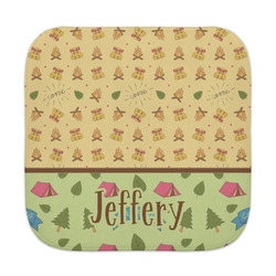Summer Camping Face Towel (Personalized)