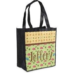 Summer Camping Grocery Bag (Personalized)