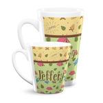 Summer Camping Latte Mug (Personalized)