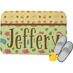 Summer Camping Memory Foam Bath Mat (Personalized)