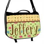 Summer Camping Messenger Bag (Personalized)