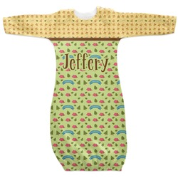Summer Camping Newborn Gown (Personalized)