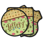 Summer Camping Iron on Patches (Personalized)