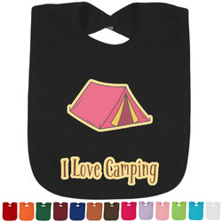 Summer Camping Bib - Select Color (Personalized)
