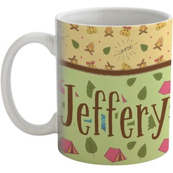 Summer Camping Coffee Mug (Personalized)