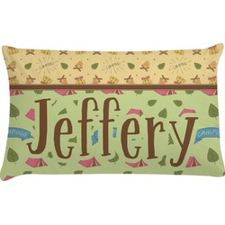 Summer Camping Pillow Case (Personalized)
