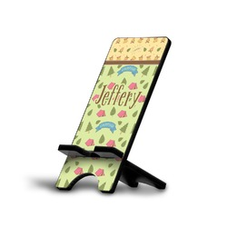 Summer Camping Cell Phone Stands (Personalized)