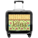 Summer Camping Pilot / Flight Suitcase (Personalized)
