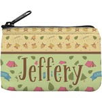 Summer Camping Rectangular Coin Purse (Personalized)