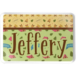 Summer Camping Serving Tray (Personalized)