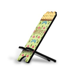 Summer Camping Stylized Phone Stand (Personalized)