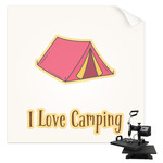 Summer Camping Sublimation Transfer (Personalized)