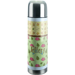 Summer Camping Stainless Steel Thermos (Personalized)