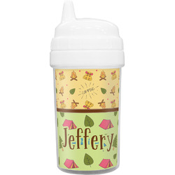 Summer Camping Toddler Sippy Cup (Personalized)