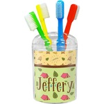 Summer Camping Toothbrush Holder (Personalized)
