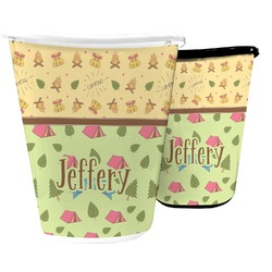 Summer Camping Waste Basket (Personalized)