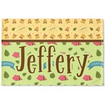 Summer Camping Woven Mat (Personalized)
