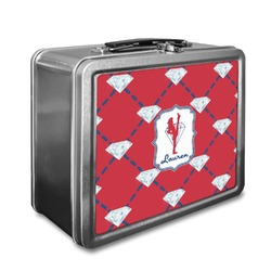 Red Diamond Dancers Lunch Box (Personalized)