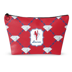 Red Diamond Dancers Makeup Bags (Personalized)