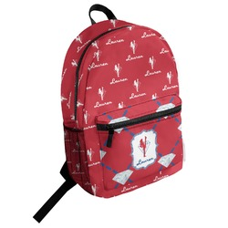 Red Diamond Dancers Student Backpack (Personalized)