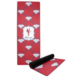 Red Diamond Dancers Yoga Mat (Personalized)