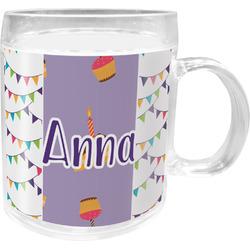 Happy Birthday Acrylic Kids Mug (Personalized)